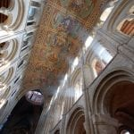 Interior of Ely Cathedral