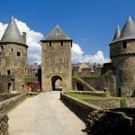 Fougeres, Brittany, France