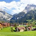 awestruck at the panoramic vistas of the Bernese Oberland – Switzerland