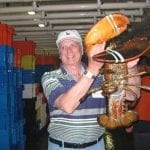 This is how we grow lobsters in New England!