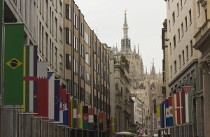 Milan Waits For The Expo 2015