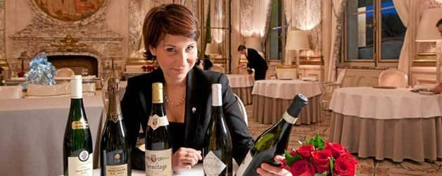 Revenge of the Wine Steward: Estelle Touzet