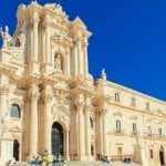 Siracusa Cathedral, Sicily, Italy