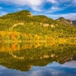 Echo Lake, Franconia Notch State Park