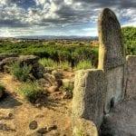 Tombe dei Giganti in Dorgali, Sardinia