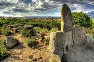 Tombe dei Giganti Dorgali Sardinia
