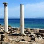 Ruins in Tharros, Sardinia