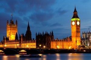 tours of england