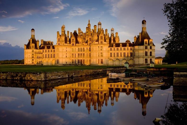 Chambord Castle, Loir-et-Cher, France