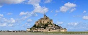 normandy tours - mont saint michel