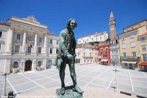 croatia tours piran square