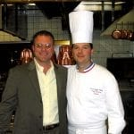 Ron with Paul Bocuse