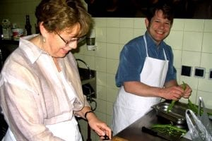 culinary tour class