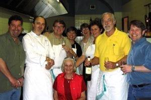 culinary tour marc class