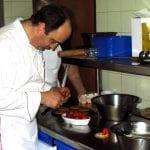Marc Villard cooking class