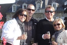 scenic tours europe