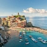 soaking in the sun and sights along the Cinque Terre – Italy