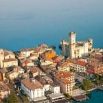 taking a boat ride to Sirmione to visit the ruins of a fascinating Roman villa – Italy