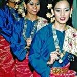 Johor Dancers, Malaysia