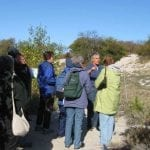 Educational walk along Crane Beach