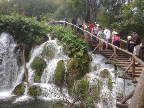 Plitvice Lakes Natural Park