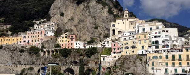 Italy Tour: The Amalfi Coast and Pompeii