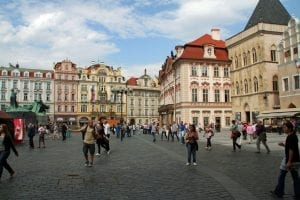 Old Square Prague