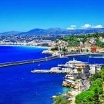 Beautiful Nice on the French Riviera