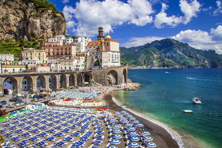 Positano Group Tours