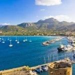 The Harbor of Calvi, Corsica