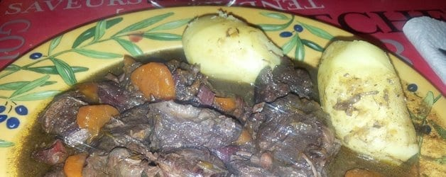 French Regional Cuisine: Beef Bourguignon