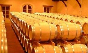 Grandmaison Wine Barrels