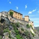Citadel in Corte, Corsica