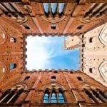 Palazzo Pubblico Torre del Mangia, Siena, Italy