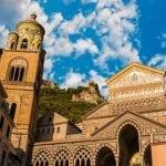 Saint Andrew Duomo in Amalfi, Italy