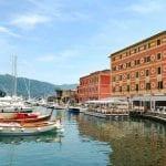 Port of Santa Margherita, Liguria, Italy