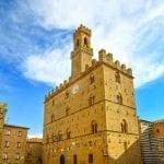 Palazzo dei Priori, Volterra, Tuscany, Italy