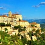 The medieval village of Gordes in Provence, France