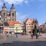 Stadtkirche in Wittenberg