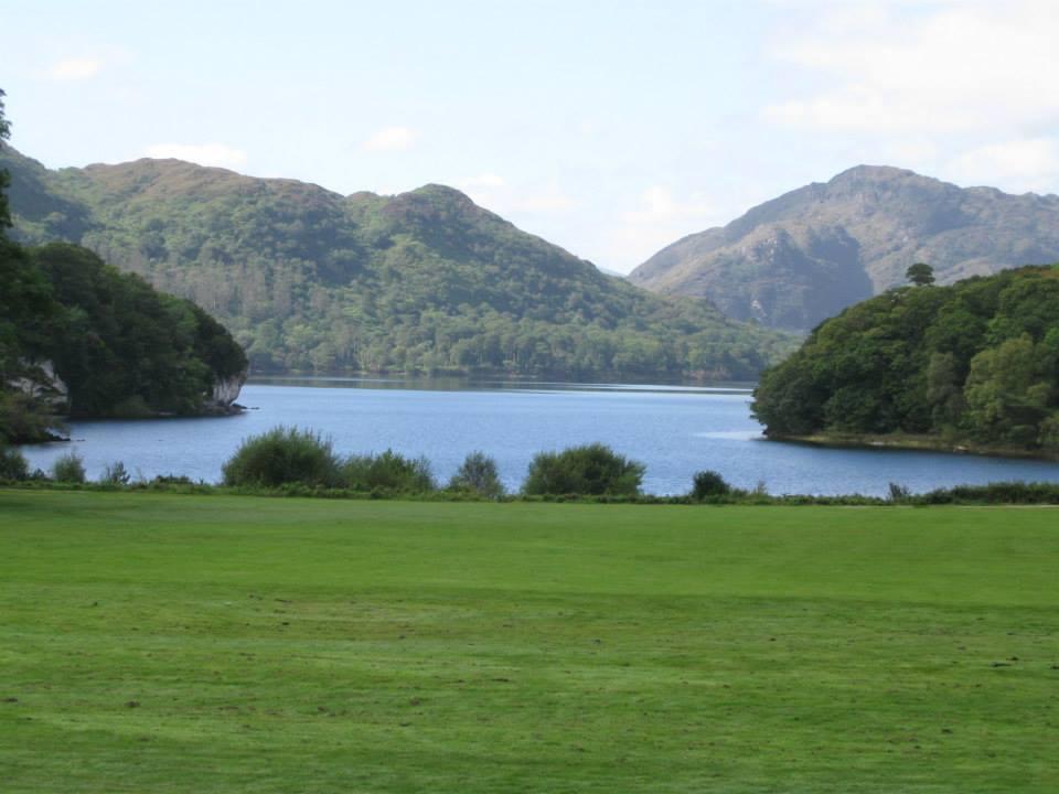 Killarney Park Hotel Image Gallery: Beautiful-lake-killarney-killarney-national-park-ireland