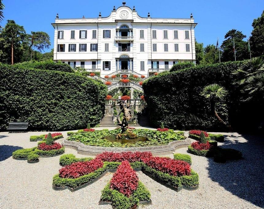 Villa Carlotta Gardens Lake Como