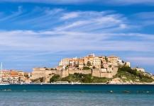 Corsica, French Riviera & Tuscan Coast